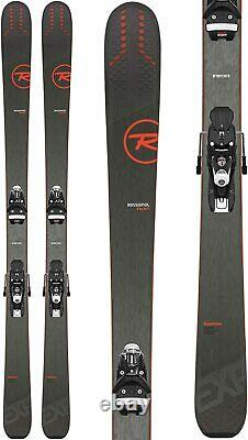 2020 ROSSIGNOL EXPERIENCE 88 Ti KONECT- NEW WITH SYSTEM BINDINGS READY TO ADJUST