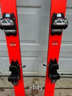 2020 Rossignol Seek 7 skis (182cm) & Marker Griffon 13 ID bindings used twice