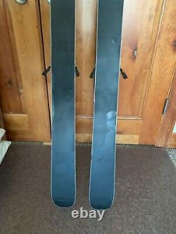 2020 VOLKL MANTRA M5 184CM with MARKER JESTER BINDINGS NEW CONDITION 1 RUN