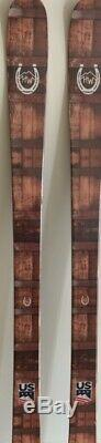 2020BRAND NEWDPS All Mountain Wailer Skis witho Bindings (170cm length 99m)