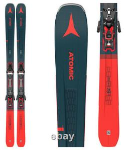 2021 Atomic Vantage 79 Ti Men's Skis + F 12 GW Bindings NEW 163cm