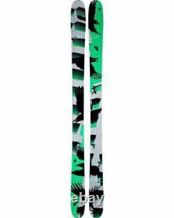 2021 Line Skis Chronic 185 All Mountain Freestyle & Park Skis