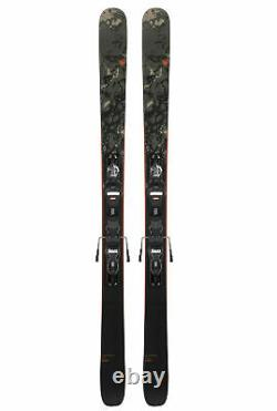 2021 Rossignol Black Ops Smasher- With Integrated Bindings- Just Adjust And Go