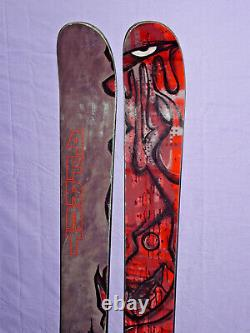 4FRNT Vincent Dorian VCT 175cm All-Mountain Powder Alpine SKIS no bindings