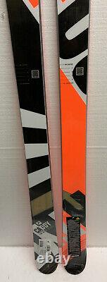#68 Head The Caddy Mens Freestyle Park All Mountain Snow Skis 181cm Twin Tip