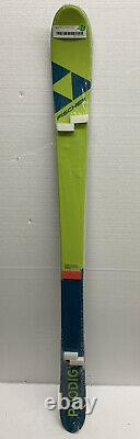 #73 Fischer Prodigy Twin Tip All Mountain Freestyle Snow Skis Youth Junior 145cm