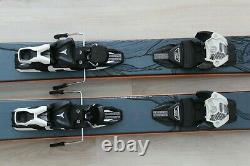 All Mountain / Powder Skis ATOMIC Bent Chetler 188cm R21m + ATOMIC Bindings
