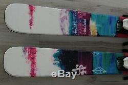 All Mountain Skis ATOMIC Vantage 157cm R13/14m + ATOMIC 10 Bindings