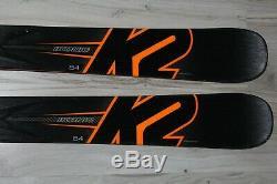 All Mountain Skis K2 Ikonic 84 170cm R16m 2019 + Marker M3 12 Bindings