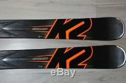 All Mountain Skis K2 Ikonic 84 177cm R17m 2019 + Marker M3 12 Bindings