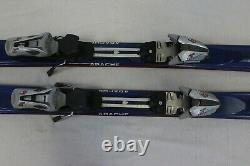 Apache K2 Ranger 169 Cm Skis MOD 10.0 Binding Twin Tip All Mountain Used Ski