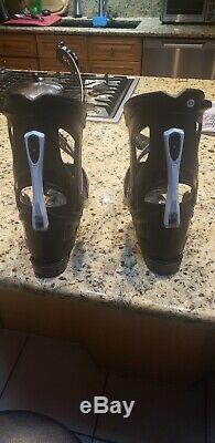 Apex MC-X Mondo 28.0 Men's Size 10 Lightly Used All Mountain Ski Boots