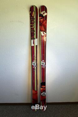 Armada ARW Twin Tip / Park / Pipe / All Mountain Women's Skis 166 cm. Ladies