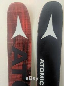 Atomic Backland 102 164cm All Mountain Skis