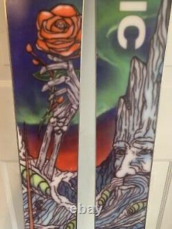 Atomic Bent Chetler 100 Grateful Dead Limited Edition 172cm Skis