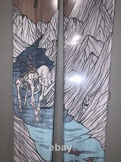 Atomic Bent Chetler 100 Grateful Dead Limited Edition 180cm Ski