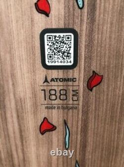 Atomic Bent Chetler 100 Grateful Dead Limited Edition 188cm Ski