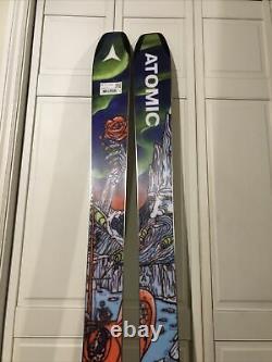 Atomic Bent Chetler 100 Grateful Dead Limited Edition 188cm Skis