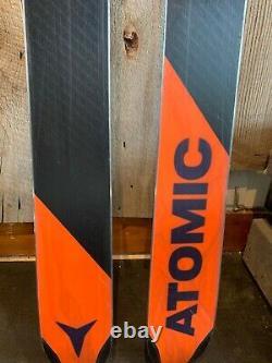 Atomic Bent Chetler 100 With Warden 13 Demo Binding, 180cm, Demo