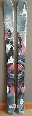 Atomic Millennium Skis 169 Women's Powder All Mountain Twin Tip Skis New