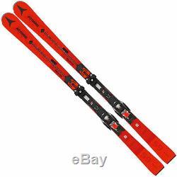 Atomic Redster S9 Alpinski + X 12 TL GW Bindung Ski-Set Alpinset All Mountain