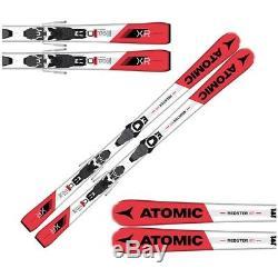 Atomic Redster XR Fr 162cm + Lithium 10 Aw Binding all Mountain Light Woodcore