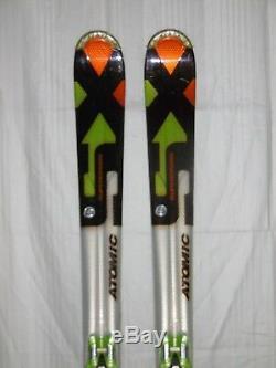 Atomic Ski Supercross Sx B5 Top Allmountain Carver + Bindung 166 CM
