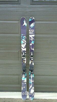 Atomic Theory Vantage series skis 177cm adv-exp 5 star all mountain