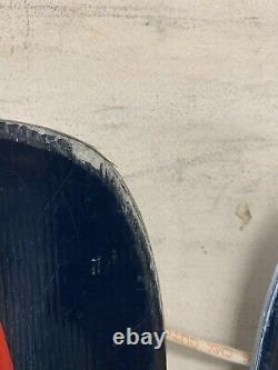 Atomic Vantage 90 Ti with Marker Warden 13 Demo Binding, 176cm