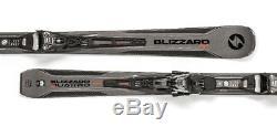 BLIZZARD QUATTRO RX+XCELL14 Ski Set 174 cm inkl. Bindung Ski All Mountain J18