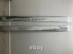 BRAND NEW Limited Edition J Skis, The Vacation Burnout (180cm)