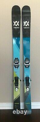 BRAND NEW Volkl Kenja 156 cm with Marker 11.0 Bindings