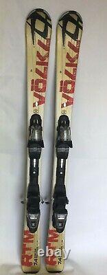 Beg-Intermediate Volkl RTM 7.4 Ski Package 170cm Shoe Sizes 4-13