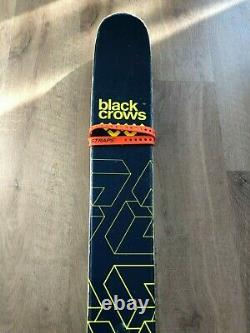 Black Crow Atris Skis 178 cm with Bindings