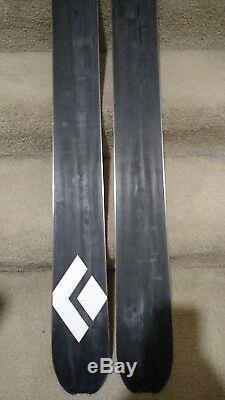 Black Diamond Zealot all mountain powder skis192cm
