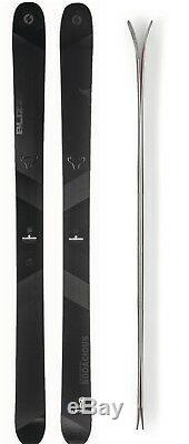 Blizzard Bodacious Flat Ski Set 186 cm Freeride Ski Herren Allmountain J18