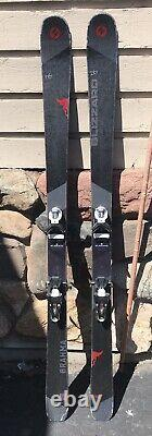 Blizzard Brahma 88 180 All Mountain Skis And Look SPX12 Bindings