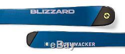 Blizzard Bushwacker Flat Ski Set 180 cm Freeride Ski Herren Allmountain J18