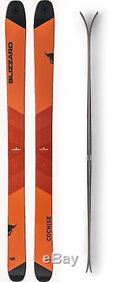 Blizzard Cochise Ski Set 185 cm Freeride Ski Herren Allmountain Freerideski J17