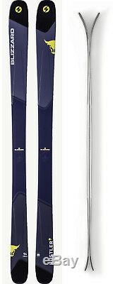 Blizzard Rustler 9 Ski Set 180cm Freeride Ski Herren Allmountain Freerideski J18