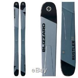 Blizzard Rustler10 Ski Set 180cm Freeride Ski Herren Allmountain Freerideski J17