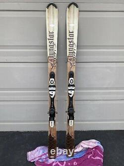 Brand-new Dynastar Legend 8000 165cm skis with Dynastar PX12 Fluid bindings