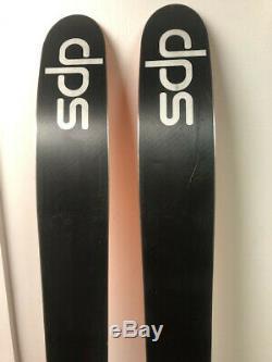 DPS 99 Wailer 176cm, powder/ all-mountain ski, 2016/17 hybrid model