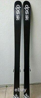DPS Cassiar F94 C2 Foundation 185 cm with Look Pivot 12