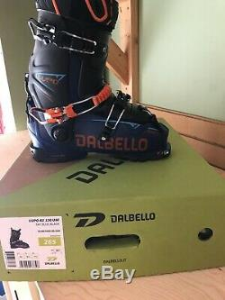Dalbello Lupo AX120 UNI 26.5 28/28.5 25.5 All Mountain Touring Ski Boots