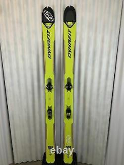 Dynafit Beast 108 Skis with Dynafit Speed Bindings & Skins