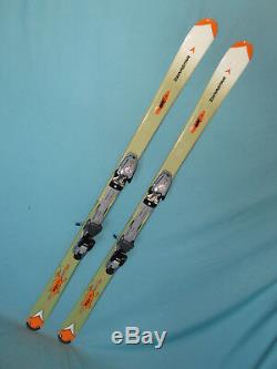 Dynastar Agyl PLUS all mountain skis 160cm with MARKER M5.2 ski bindings NICE