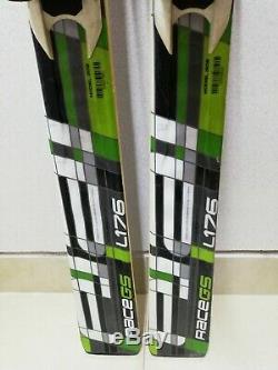 Elan Race GS 176 cm Ski + Elan ELX 12 Bindings Downhill Winter Sports Fun Snow