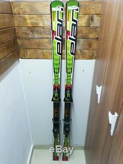 Elan Race GSX 176cm Ski + Elan Elx 12 Bindings Winter Sports Fun Downhill Snow