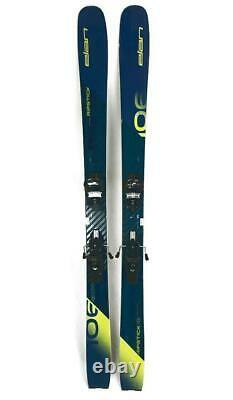 Elan Ripstick 106 Size 181 cm All-Mountain/Powder Alpine Skis With Bindings